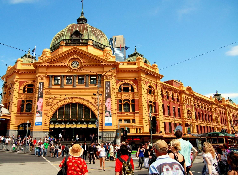 Melbourne, un oraș aglomerat și plin de energie