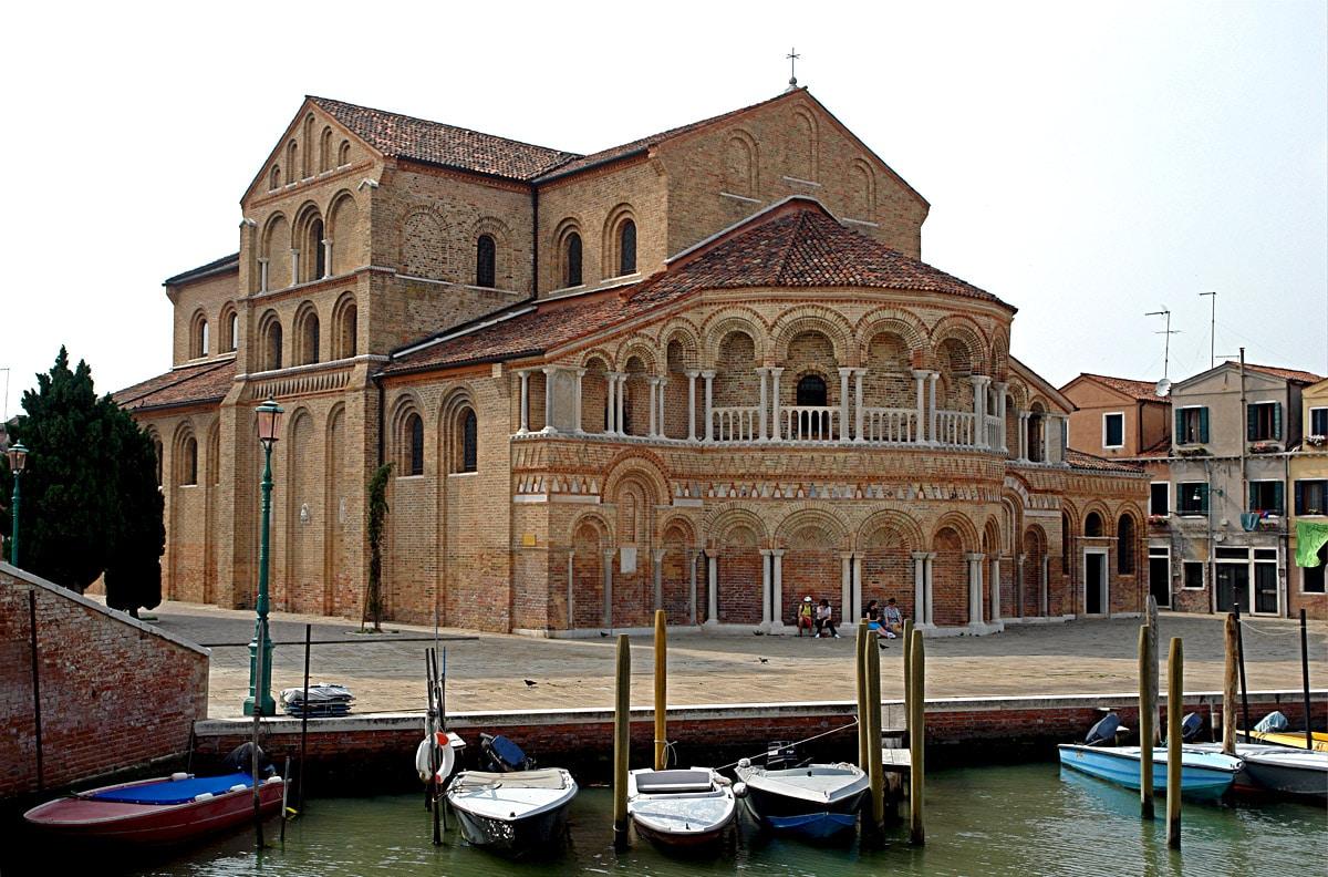 Biserica Sfinților Maria și Donato din Murano