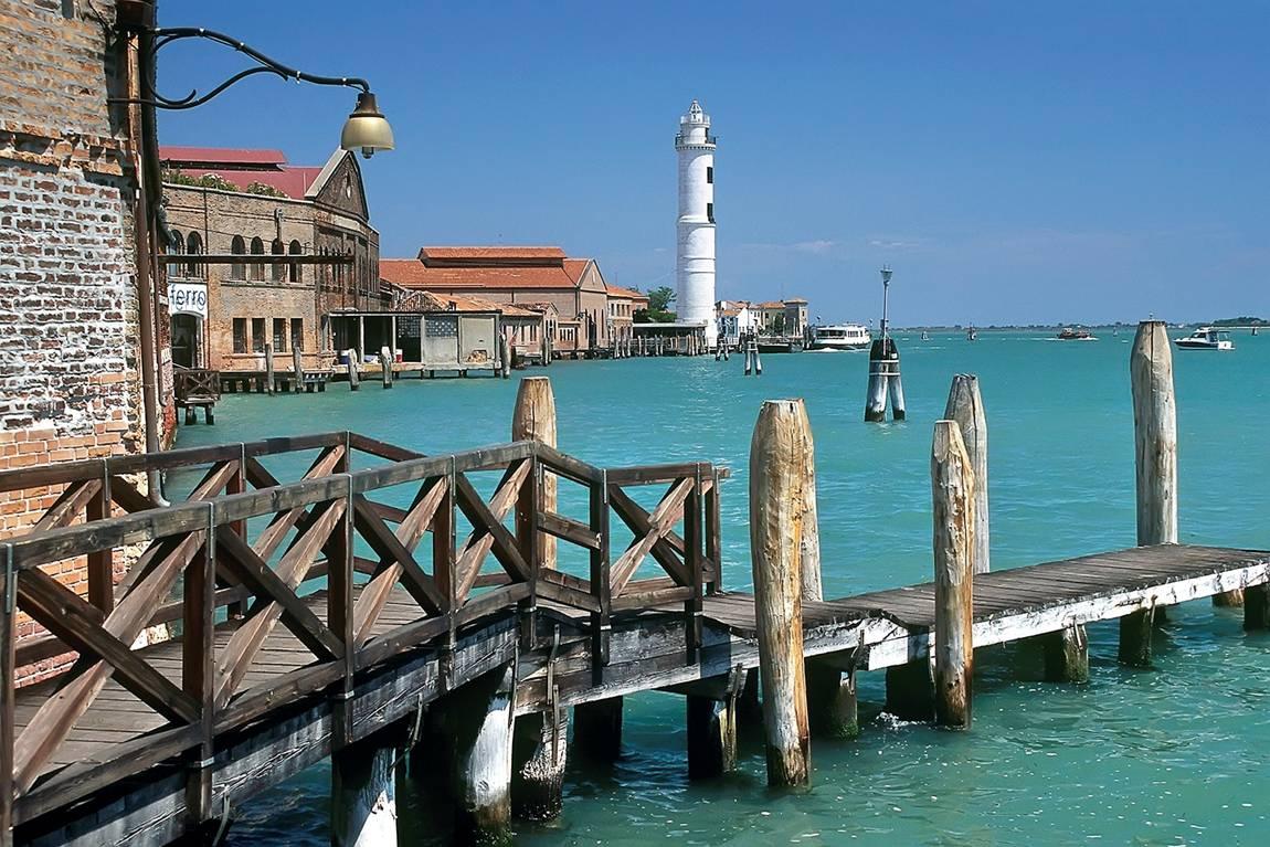 Turnul din Murano - simbolul insulei Murano