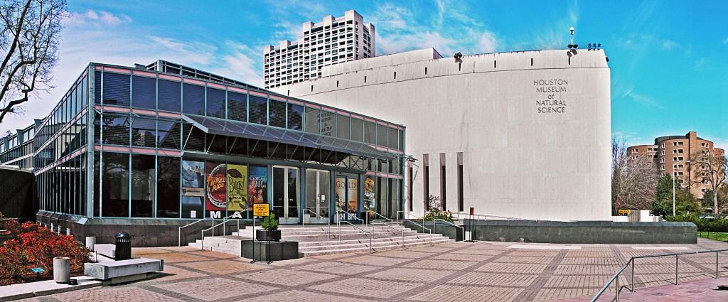 Muzeul de Științele Naturii din Houston
