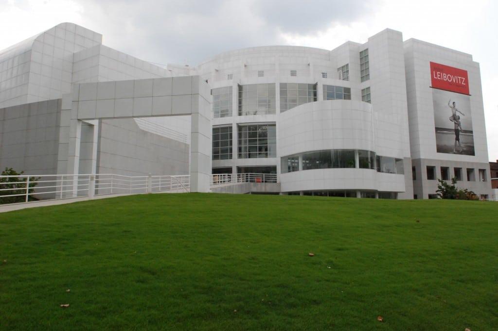 Muzeul de artă din Atlanta, o frumoasă operă arhitecturală