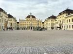 Palatul Ludwigsburg este un reprezentant al stilului baroc