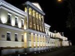 Palatul Rastorguyev-Kharitonov, noaptea