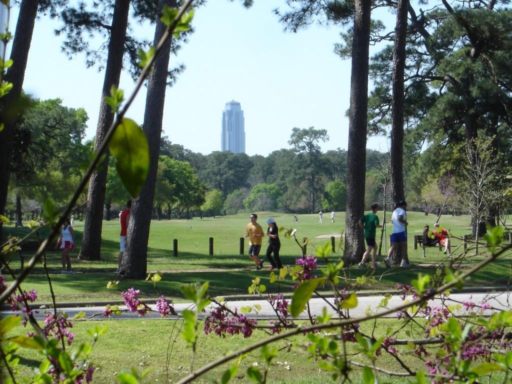 Parcurile și zonele verzi reprezintă o constantă în Houston