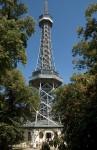 Turnul de observație de pe Dealul Petrin din Praga
