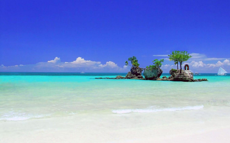 Plaja Albă, Boracay