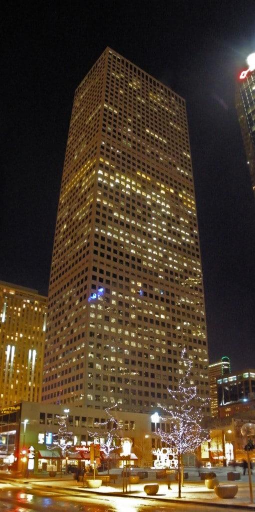 Republic Plaza, una dintre cele mai înalte clădiri ale orașului