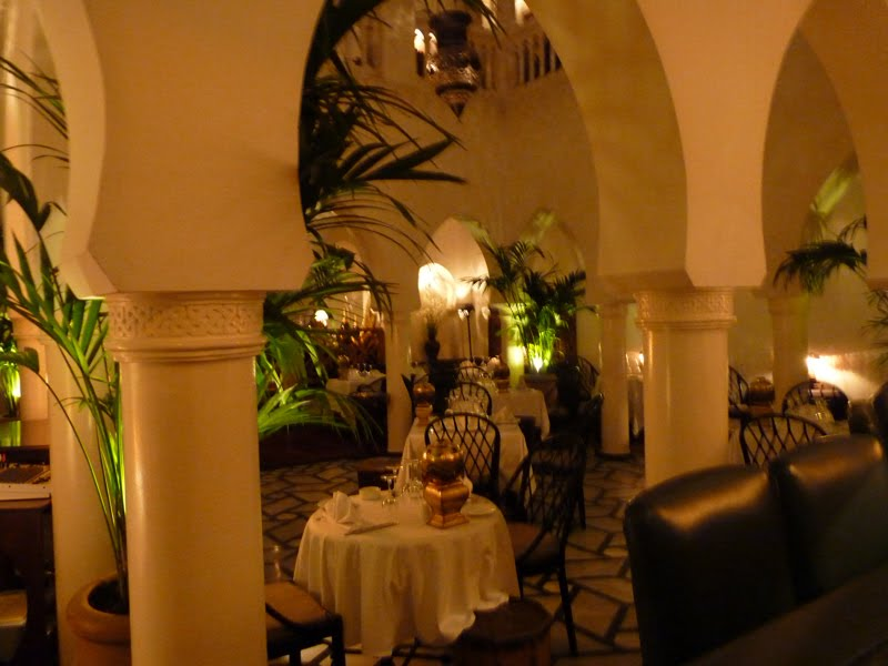 Rick's Cafe - Un restaurant exclusivist din Casablanca