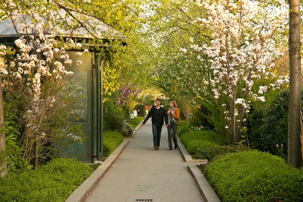 Să fie oare un parc, nu este  La Promenade Plantée