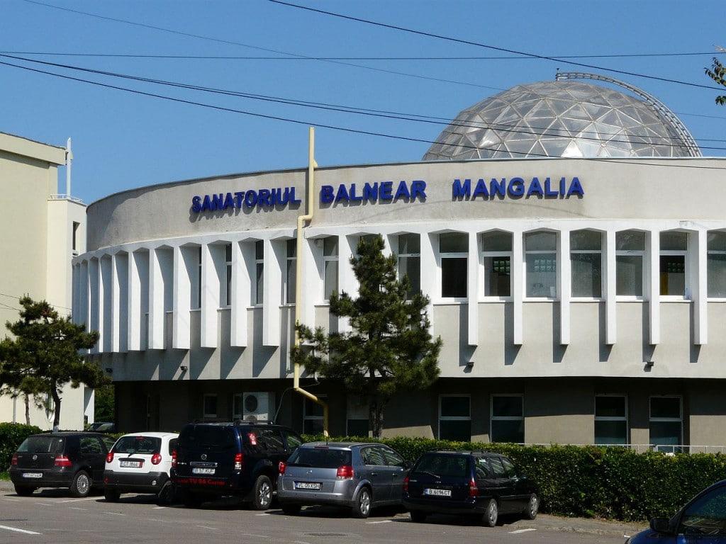 Sanatoriul Balnear Mangalia