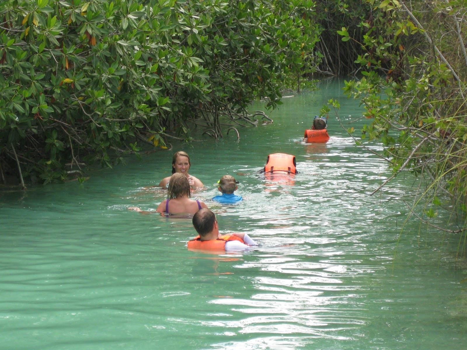 Sian Ka'an - Un loc unic în lume, declarat de UNESCO Rezervație a Biosferei