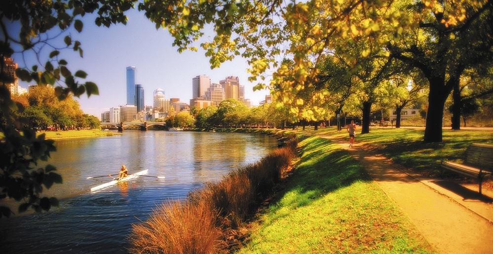 Toamna, parcurile și grădinile din Melbourne se colorează în nuanțe specifice sezonului