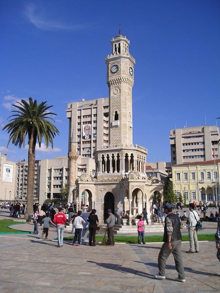Turcia este recunoscută pentru elementele sale de arhitectură decorativă