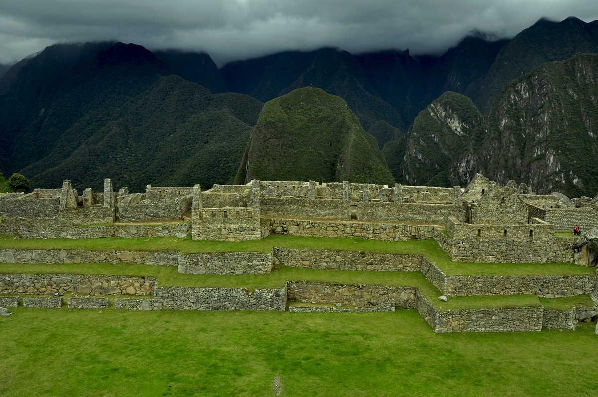Zidurile din piatră sunt și astăzi în perfectă stare
