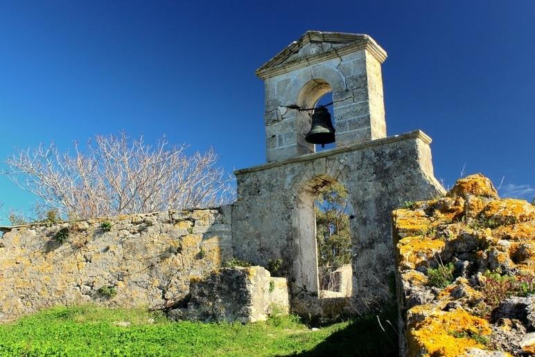 Fortăreața Agia Mavra din Lefkada