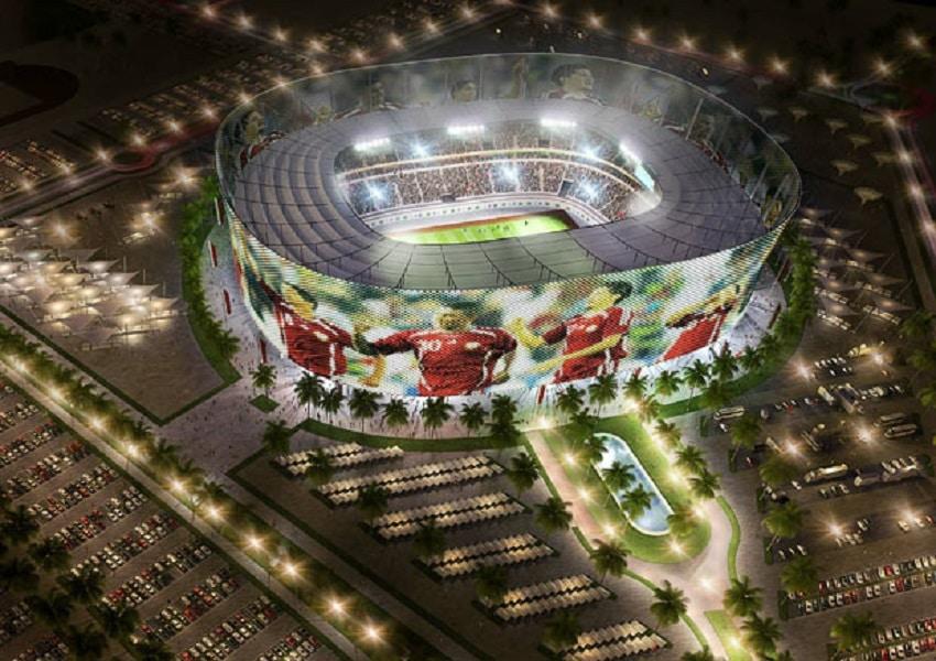 Stadionul din Doha