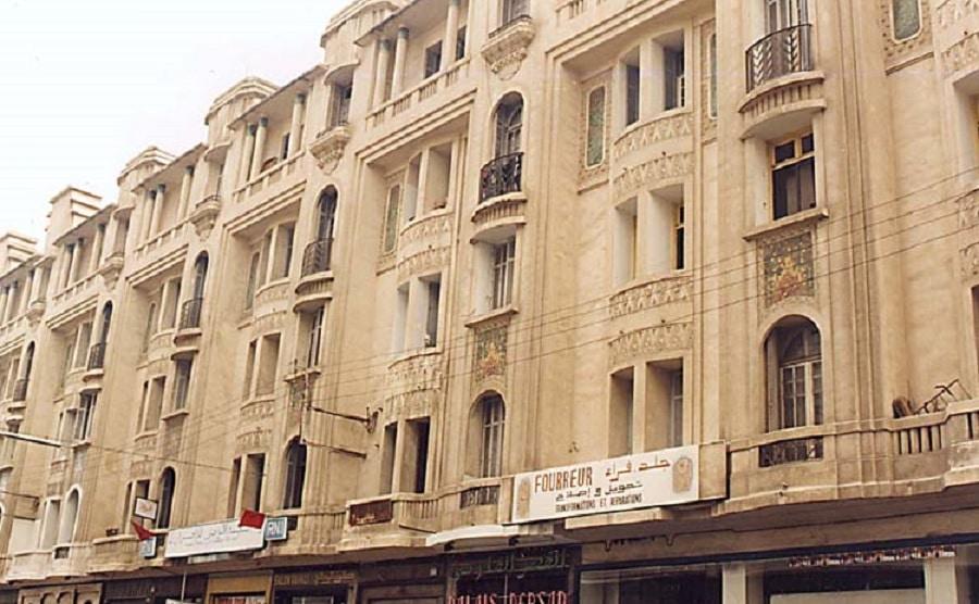 Clădiri inspirate din arhitectura franceză