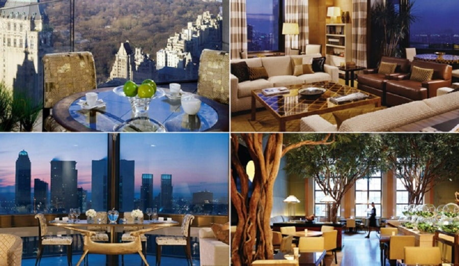 Hotel Four Seasons, New York  - unul dintre cele mai scumpe hoteluri din lume