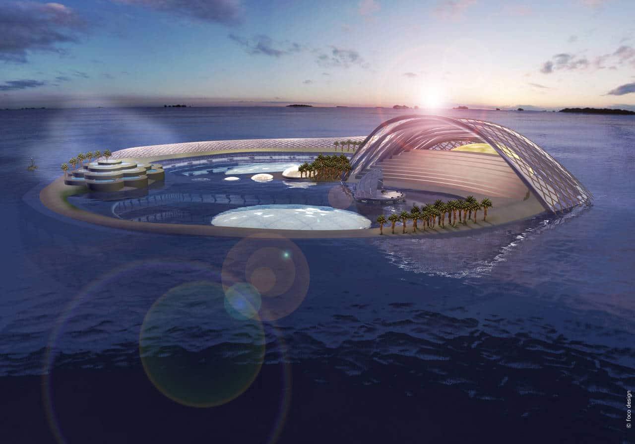 Hydropolis Underwater Resort Hotel, Dubai - Așa va arăta hotelul subacvatic de 10 stele
