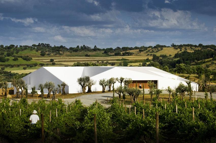 Podgoriile și apartamentele Sky L'And din L'And Vineyards, regiunea Alentejo, Portugalia