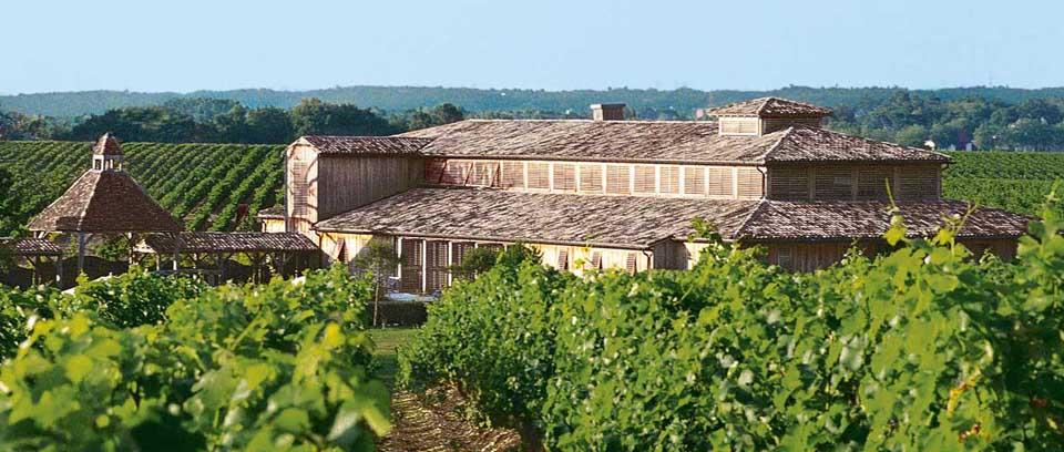 Les Sources des Caudalies, Bordeaux - Una dintre cele mai frumoase podgorii din Europa