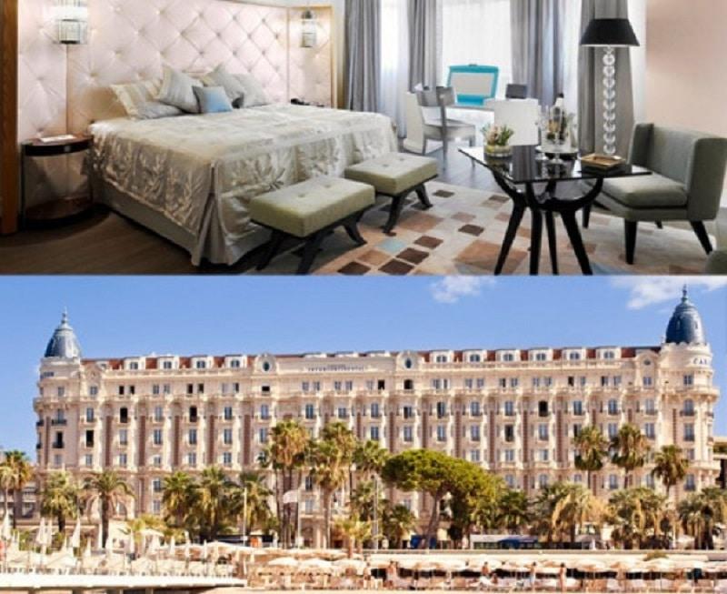 Hotel Martinez, Cannes - un exemplu suprem al luxului și eleganței
