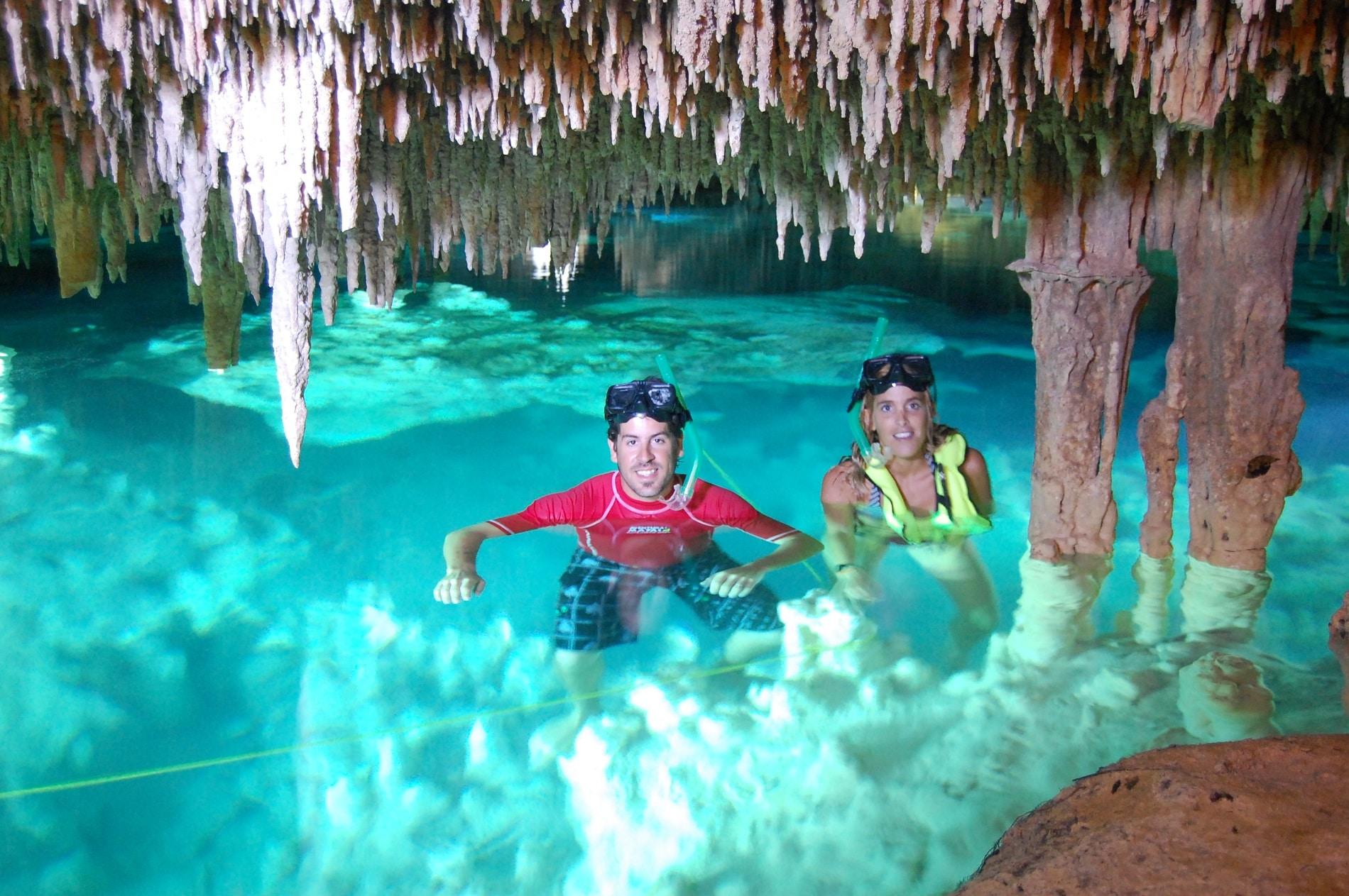 Marea Caraibelor găzduiește Marele Recif Maya