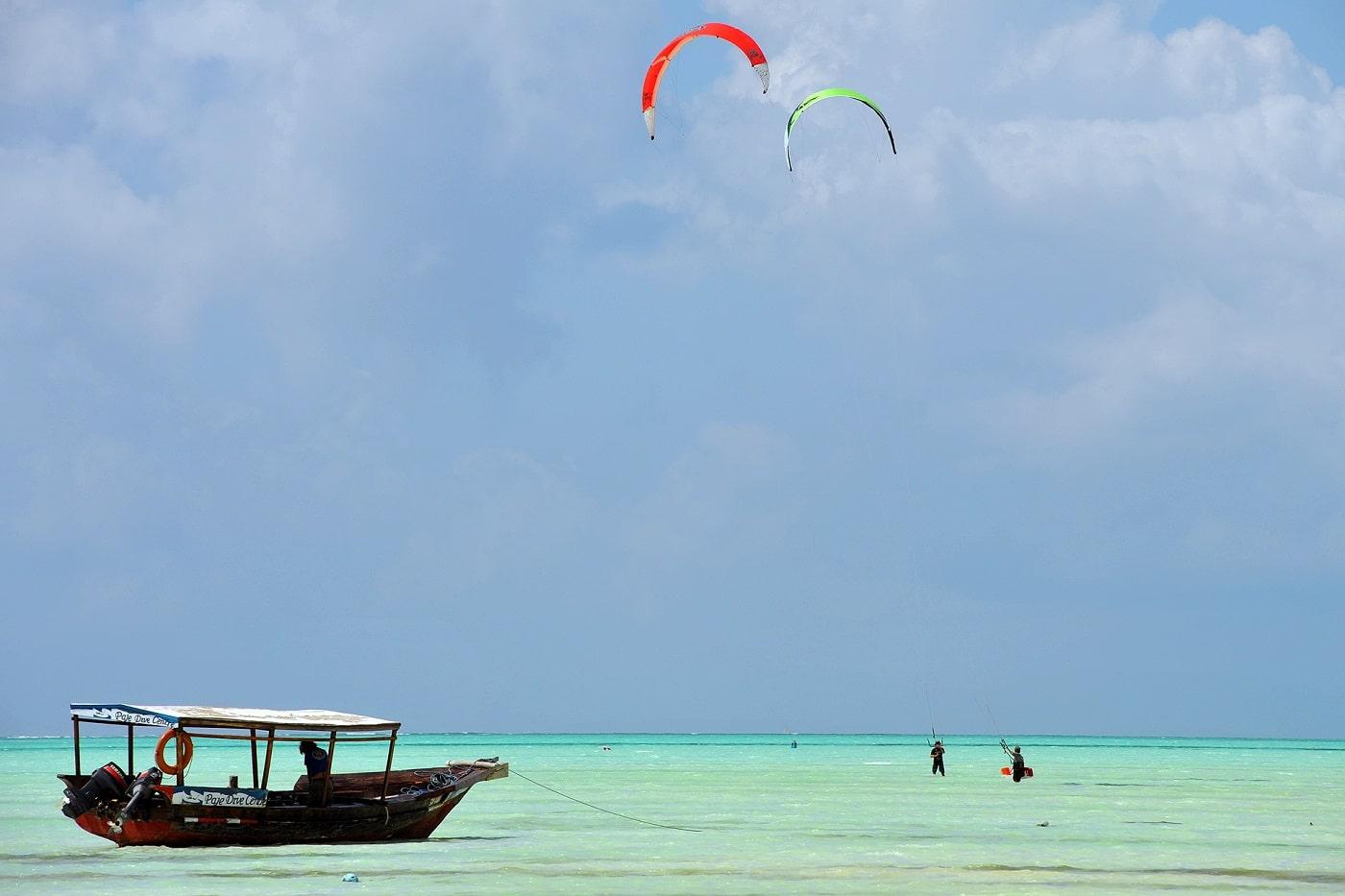 În Zanzibar poți practica fel de fel de activități interesante