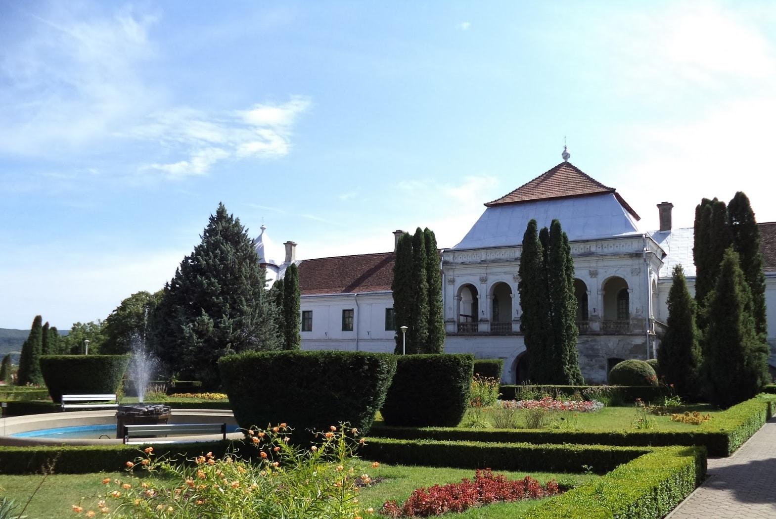 Castelul Wesselenyi din Jibou , Sălaj