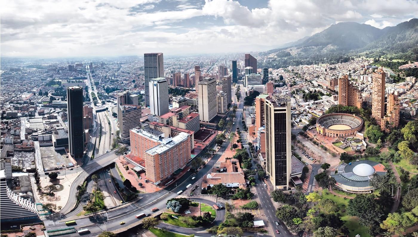 Bogota, unul dintre cele mai moderne orașe ale lumii