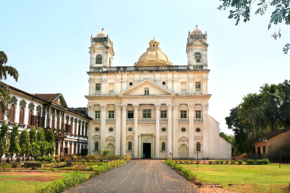 Biserica Sfântului Catejan din Goa