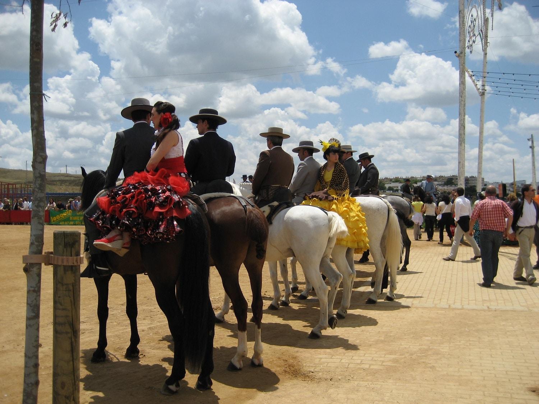 Feria de Cordoba, un eveniment spectaculos