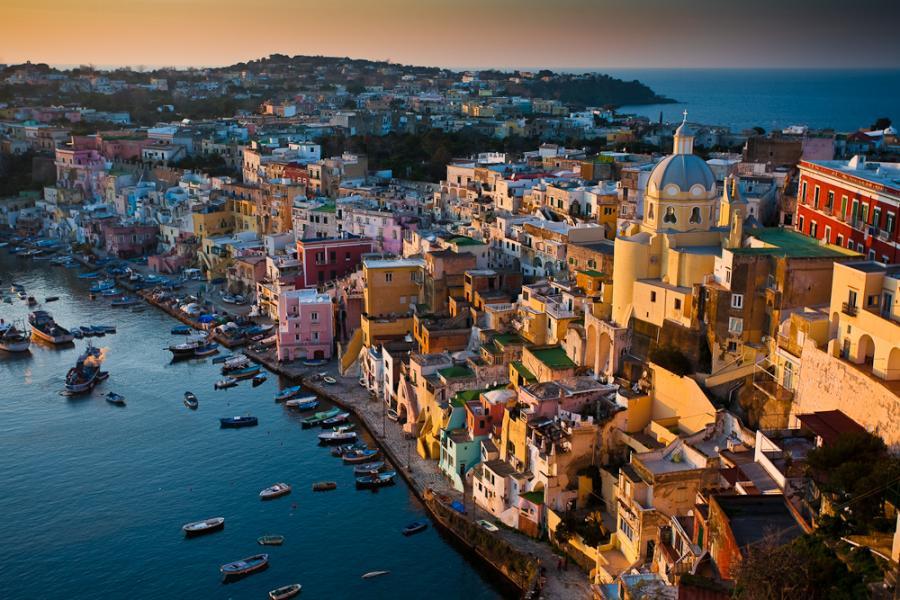 Golful din Napoli
