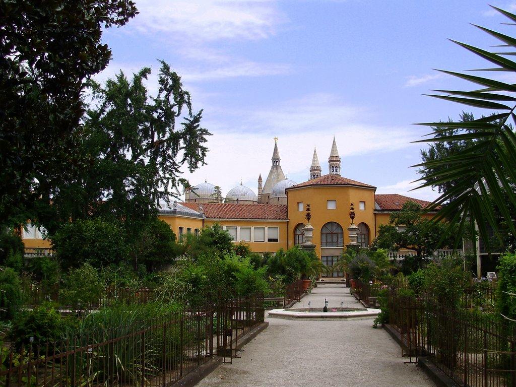 Grădina Botanică, prima din lume