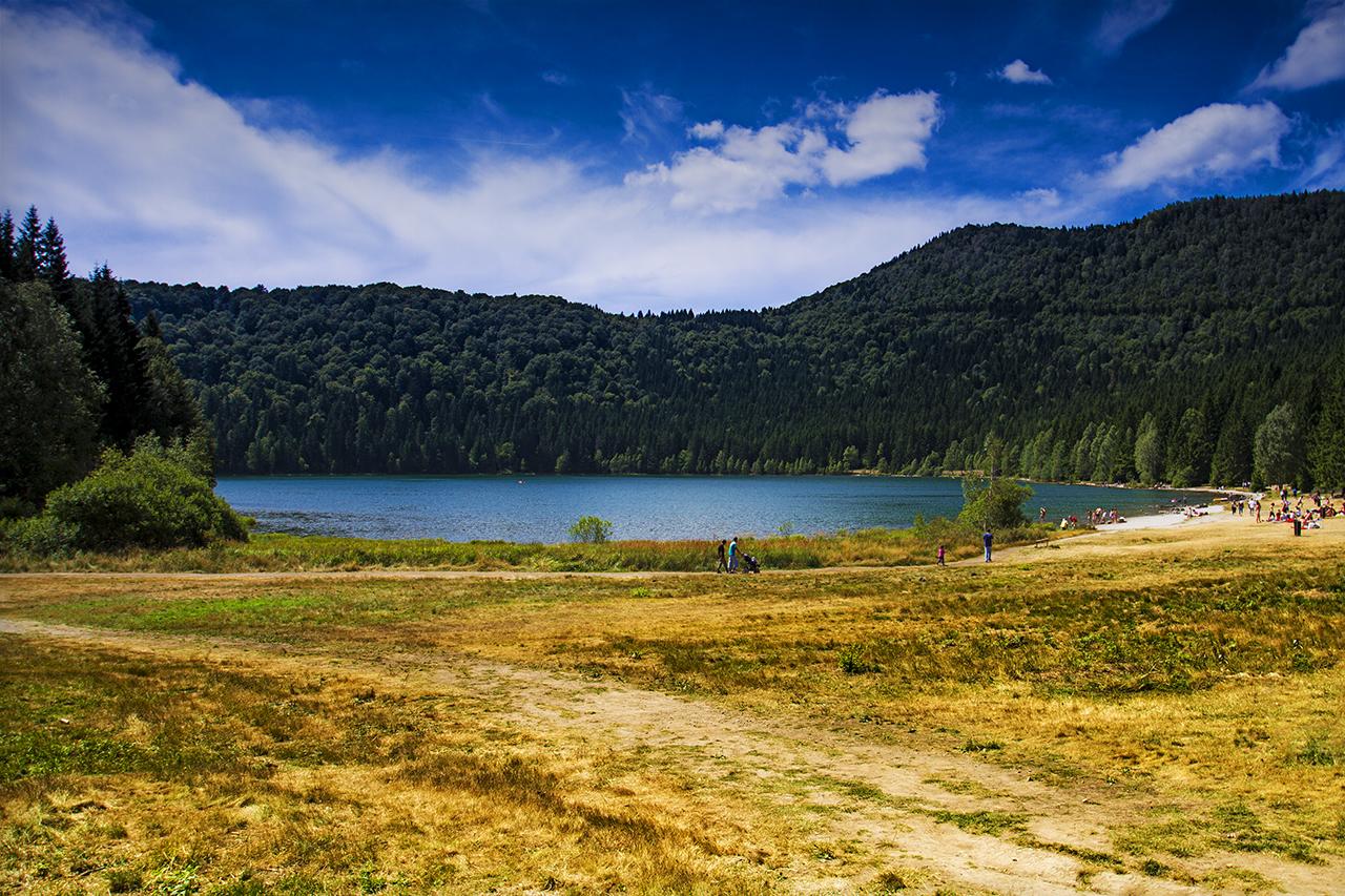 Lacul Sfânta Ana, România