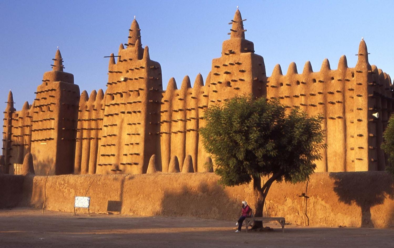 Marea Moschee din Djenne