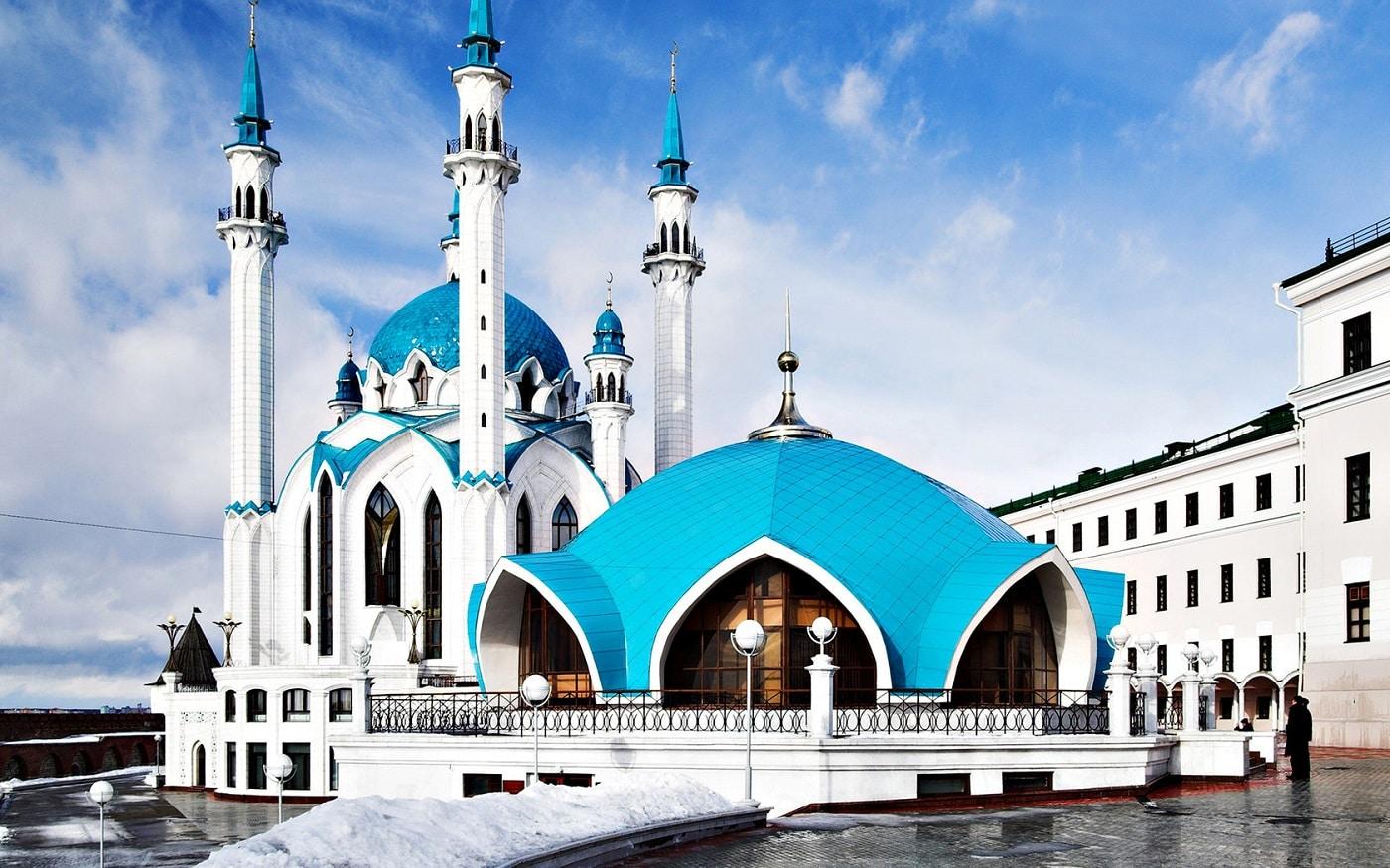 Moscheea Kul-Sharif