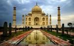 Taj Mahal, un simbol al Indiei