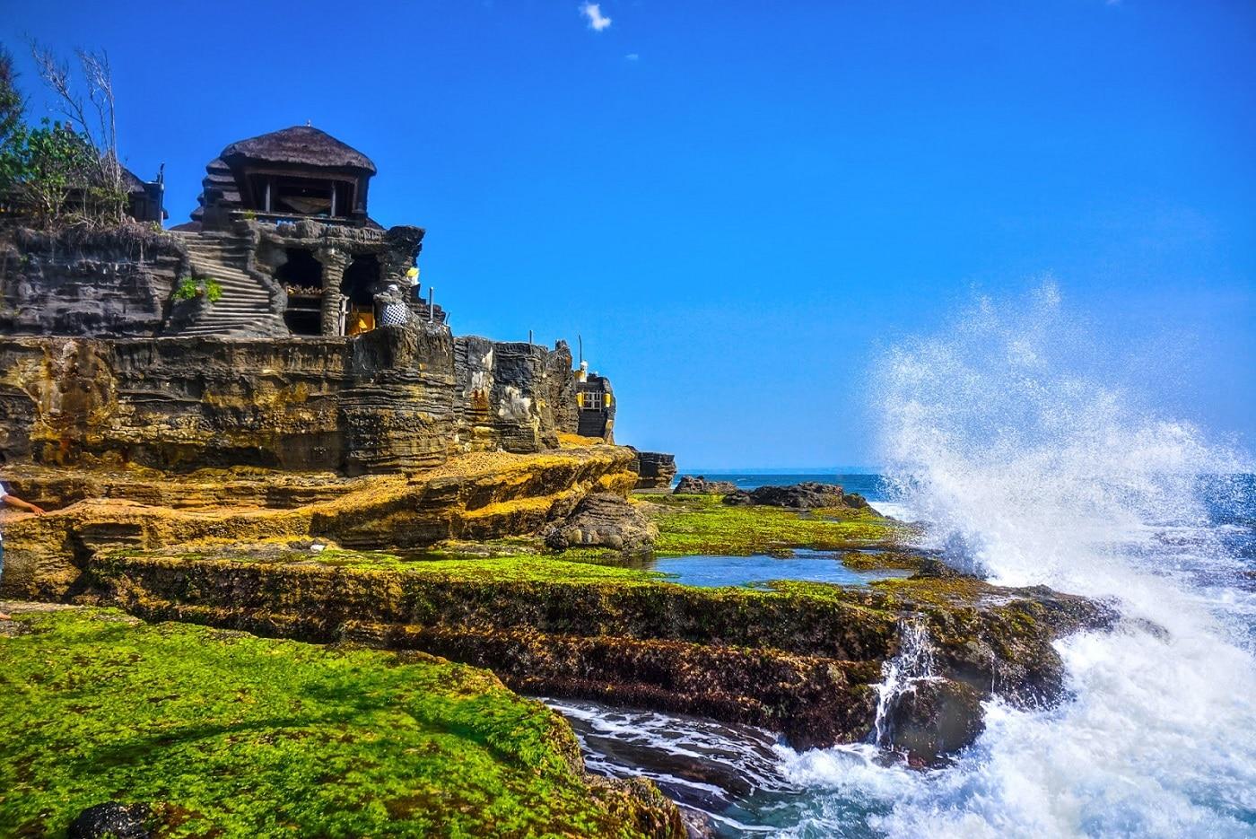 Templul Tanah Lot, Bali
