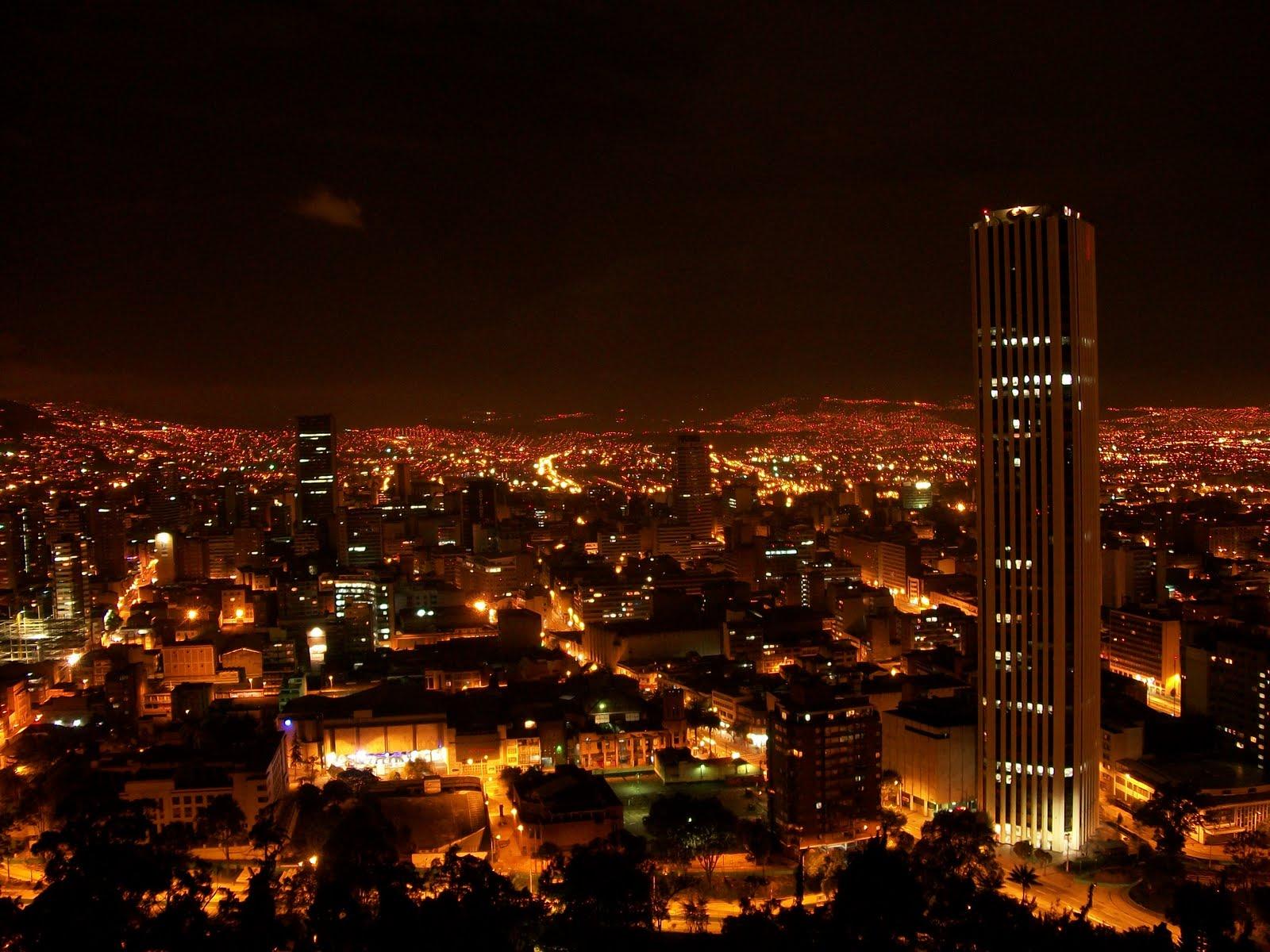 Turnul schimbă complet orizontul capitalei columbiene