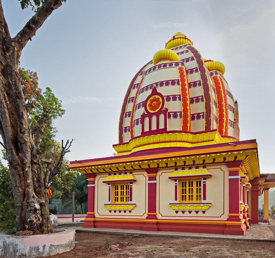 Templul hindus Brahma din Goa