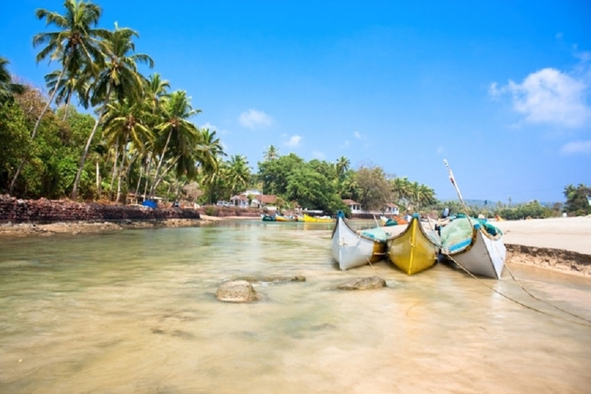 Goa - cel mai mic și mai bogat stat din India