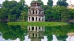 În Hanoi există și numeroase clădiri istorice