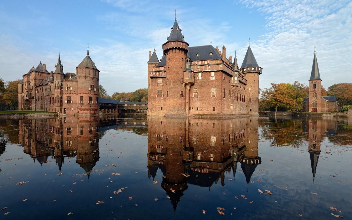 Castelul De Haar, Olanda
