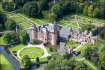 Castelul De Haar, vedere aeriană