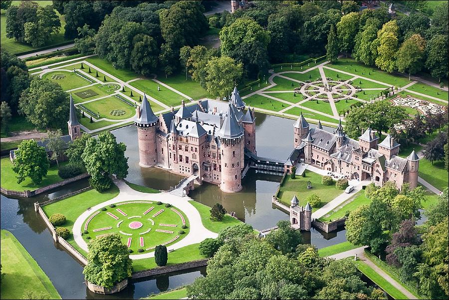 De Haar Castle, Netherlands