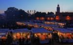 Djemaa El Fna, momentele-cheie din orașul marocan