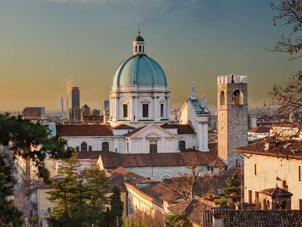 Domul din Brescia, al treilea ca mărime în Italia