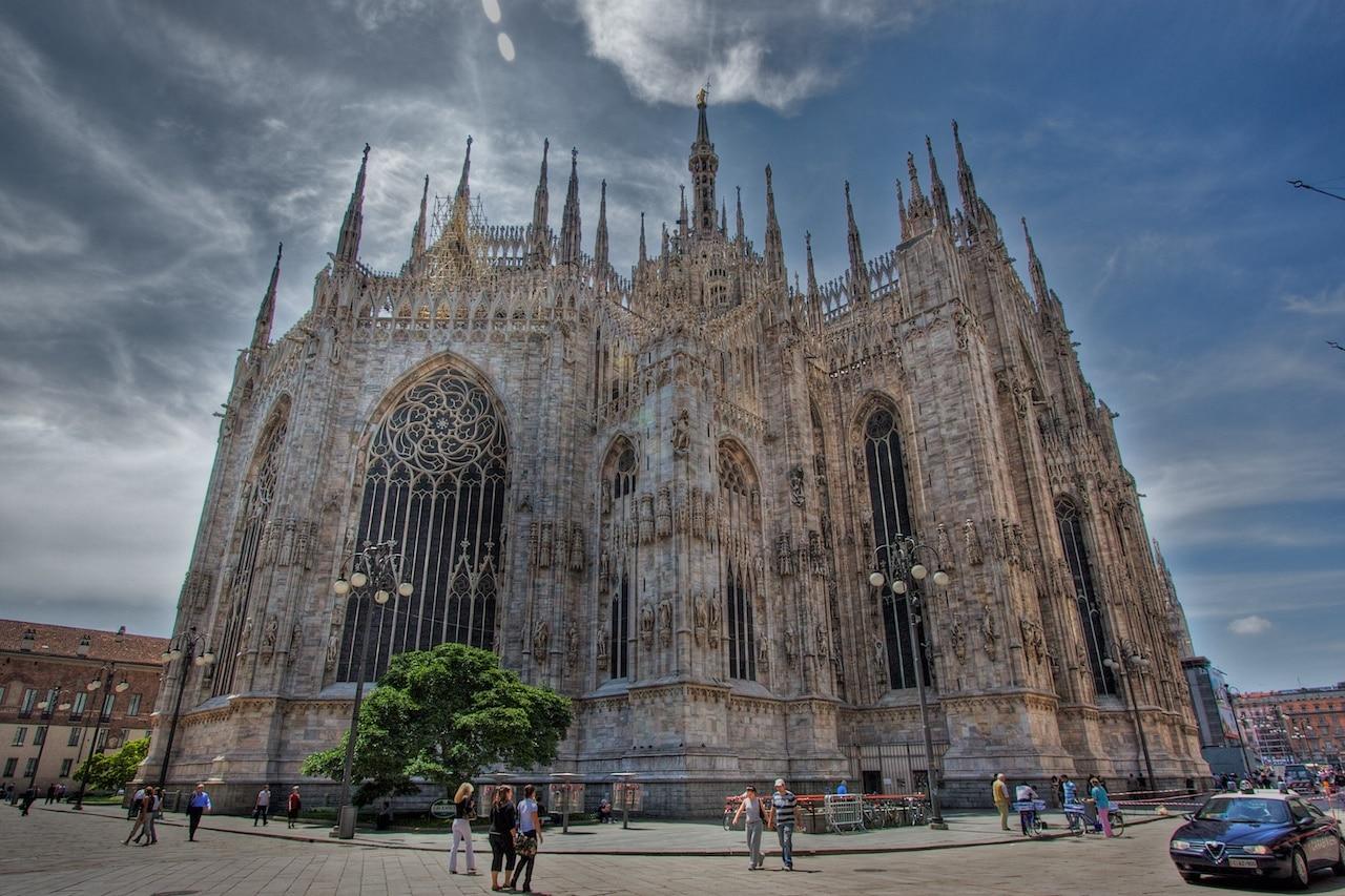 Domul din Milano, inima orașului
