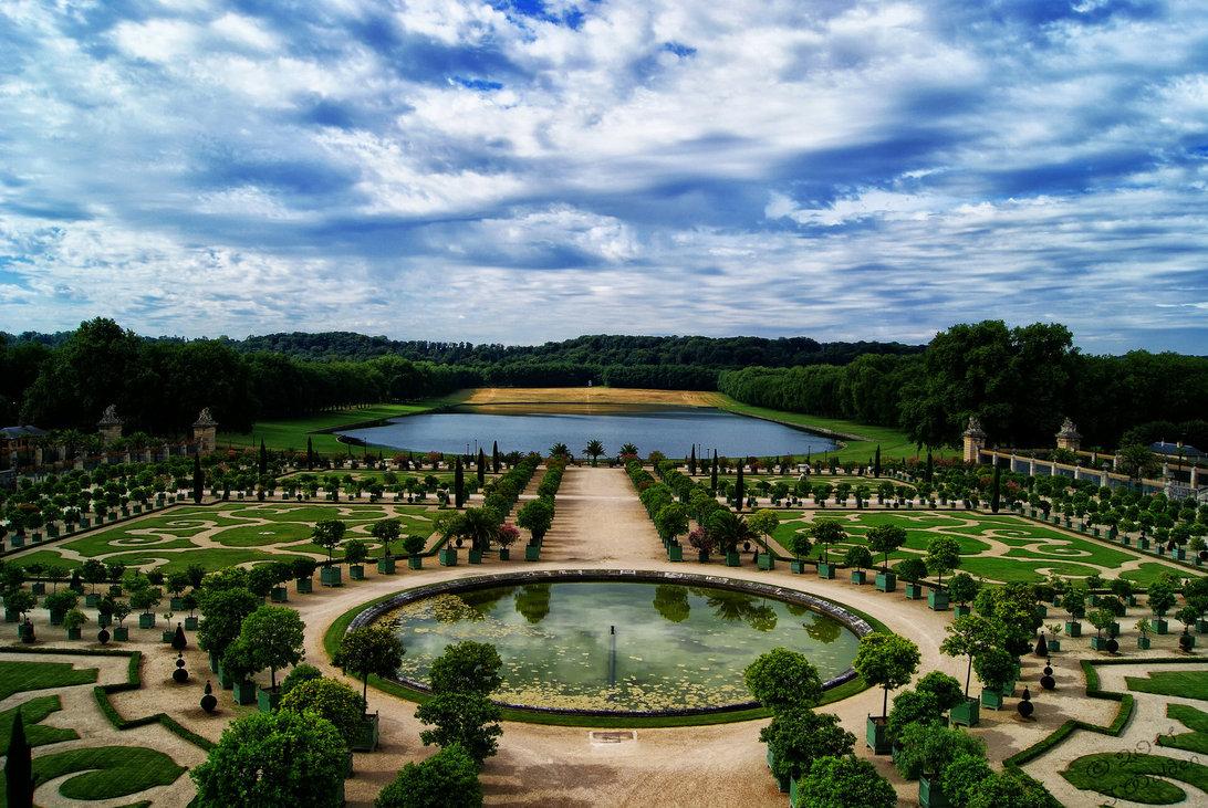 Grădinile de la Versailles sunt o splendoare!
